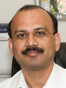 Headshot of Nihal Ahmad