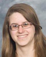 Headshot of Amelia Haj