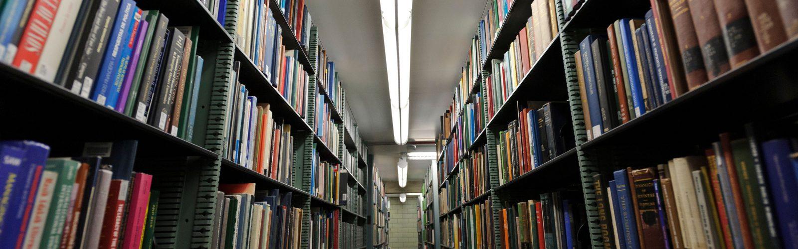 Memorial Library Stacks