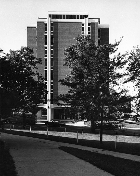 Bock Labs photo, ca. 1965-1969
