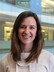 Headshot of Cassie Leech