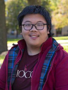Headshot Ziheng Zhang