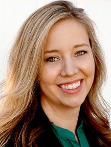 Headshot Melissa Kinney