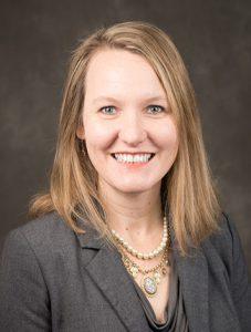 Headshot of Dawn Davis