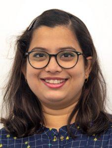 Aindrila Saha headshot
