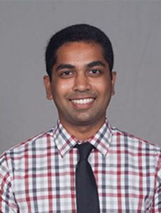 Ravi Chandra Yada headshot