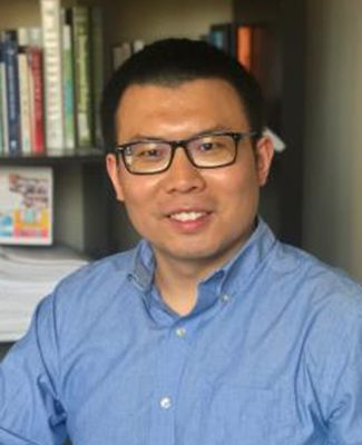 Headshot of Feinsteins Zhao