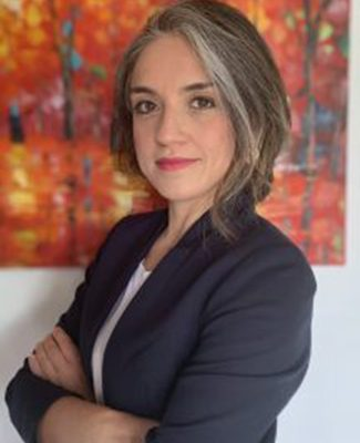 Headshot Valentina Lo Sardo