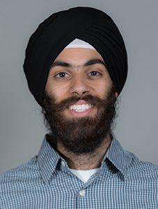 Headshot of Ajay Singh