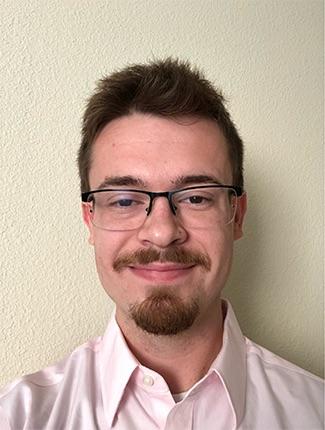Ben Evans Headshot